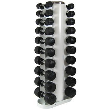 Bodymax 10 Pair Upright Dumbell Rack