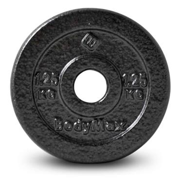 Bodymax Standard Hammertone Weight Disc Plate | 1.25kg