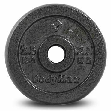 Bodymax Standard Hammertone Weight Disc Plate | 2.5kg
