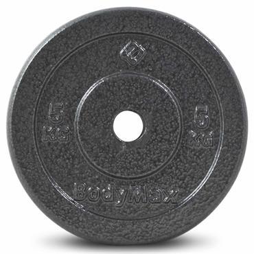 Bodymax Standard Hammertone Weight Disc Plate | 5kg