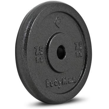 Bodymax Standard Hammertone Weight Disc Plate | 7.5kg