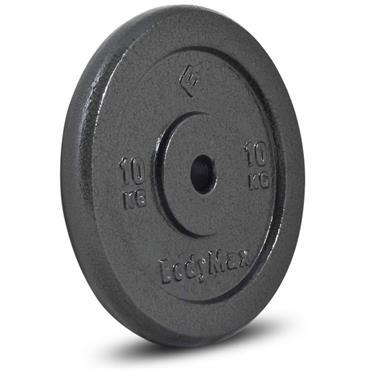 Bodymax Standard Hammertone Weight Disc Plate | 10kg