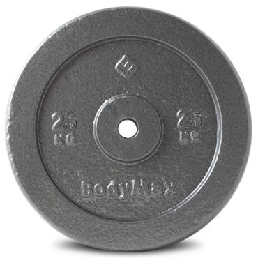 Bodymax Standard Hammertone Weight Disc Plate | 25kg