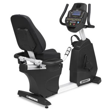 Spirit Fitness C-Series CR800 Recumbent Bike