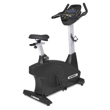 Spirit Fitness C-Series CU800 Upright Bike