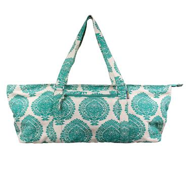 Yoga-Mad Deluxe Yoga Prop Bag | Green
