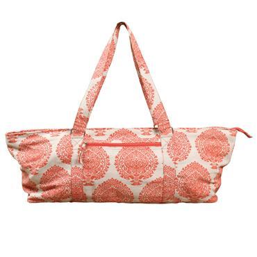 Yoga-Mad Deluxe Yoga Prop Bag | Orange