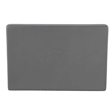 Fitness-Mad Full Yoga Block | Graphite