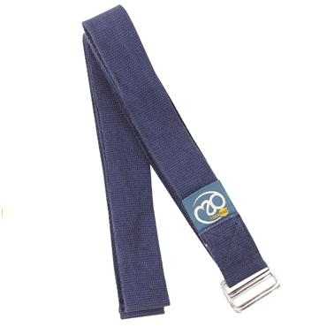 Fitness-Mad Lightweight Yoga Belt 2m | Blue