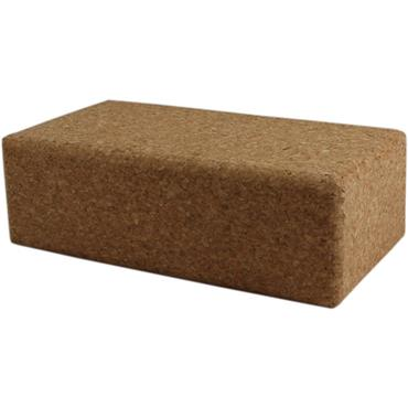 Fitness-Mad Cork Yoga Brick