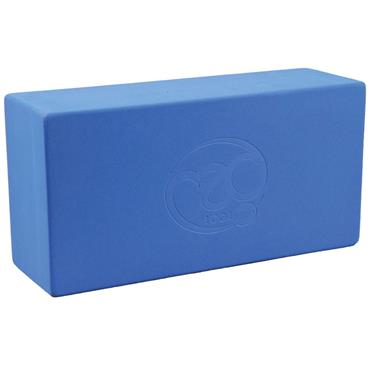 Fitness-Mad Hi-Density Yoga Brick  | Blue