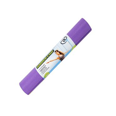 Warrior II Yoga Mat | 4mm (Lilac)