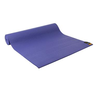 Warrior II Plus Yoga Mat | 6mm (Dark Blue)
