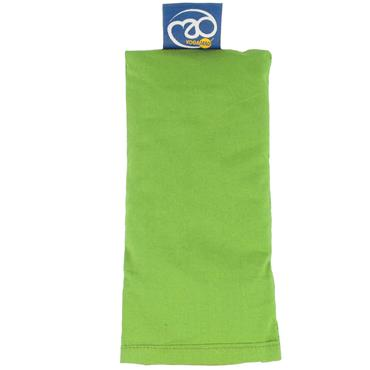 Fitness Mad Organic Eye Pillow | Lime Green