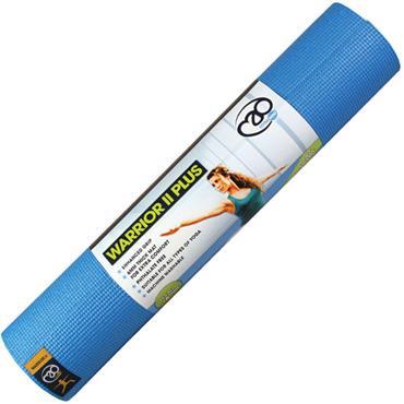 Fitness Mad Warrior II Plus Yoga Mat | 6mm (Blue)