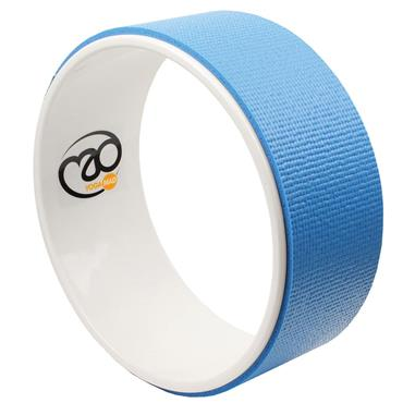 Fitness-Mad Yoga Wheel | Light Blue