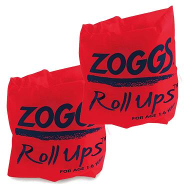 Zoggs Roll Up Armbands | (Ages 1-6 Years)