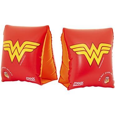 Zoggs Wonder Woman Kids Armbands