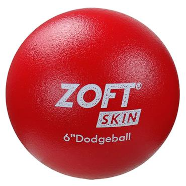 "First-play Zoftskin 6"" Dodgeball"