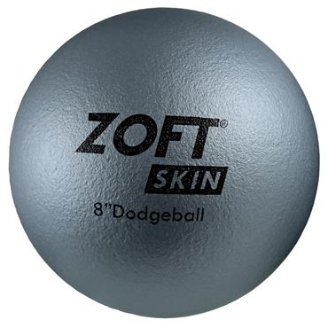 "First-play Zoftskin 8"" Dodgeball"