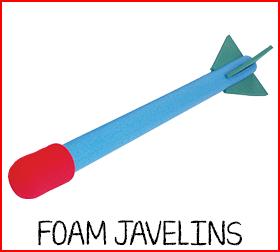Foam Javelins