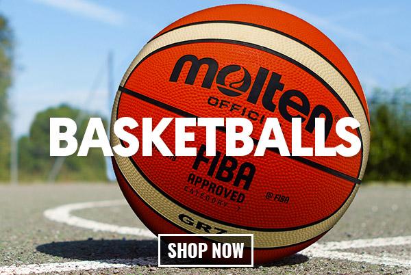 Red// White Sure Shot261 Basketball Ring