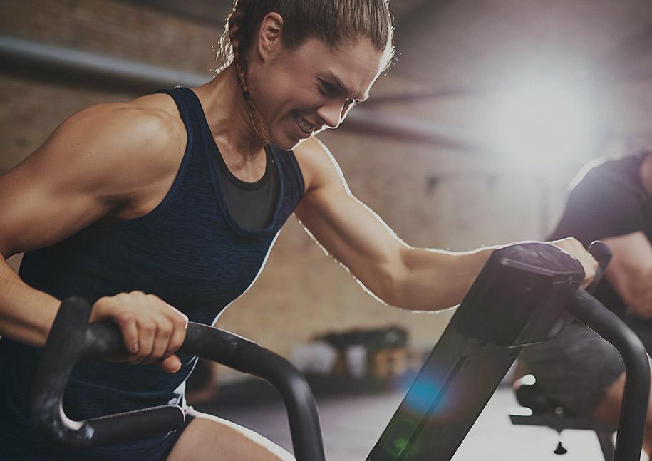 Cardio Home Gym Image