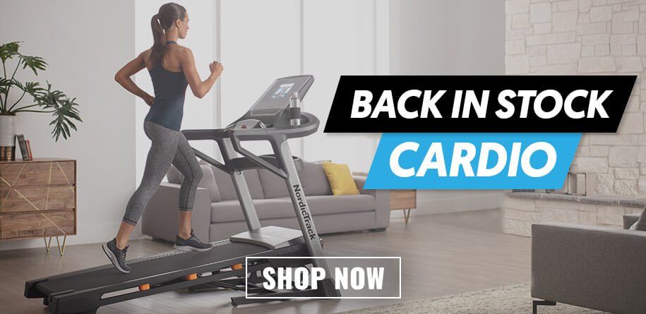 Cardio Back in Stock Image
