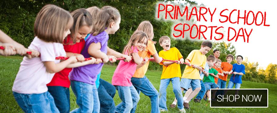 Primary School Sports Day Essentials