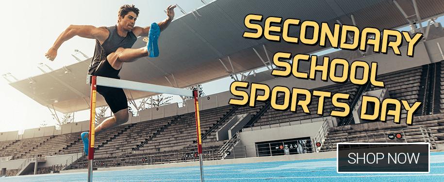 Secondary School Sports Day Essentials