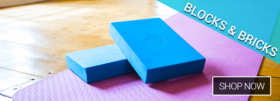 Yoga Blocks & Bricks