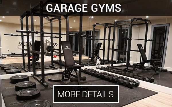 The two biggest advantages of basement vs garage gyms