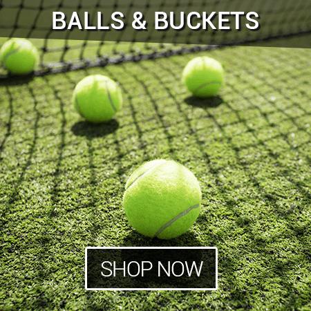 Tennis Balls & Buckets