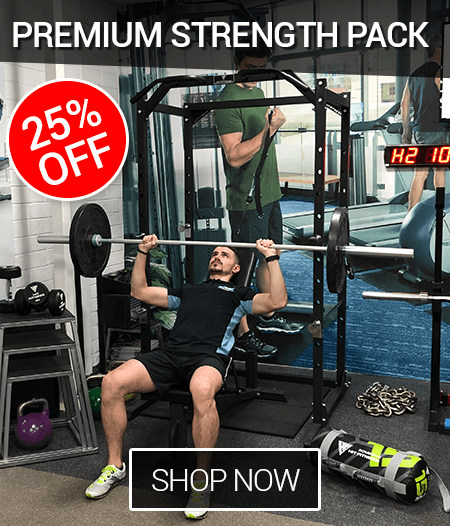 Hit Fitness Premium Strength Pack