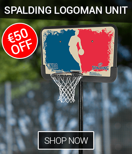 Spalding Logoman Basketball Unit