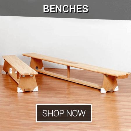 Gymnastics Benches