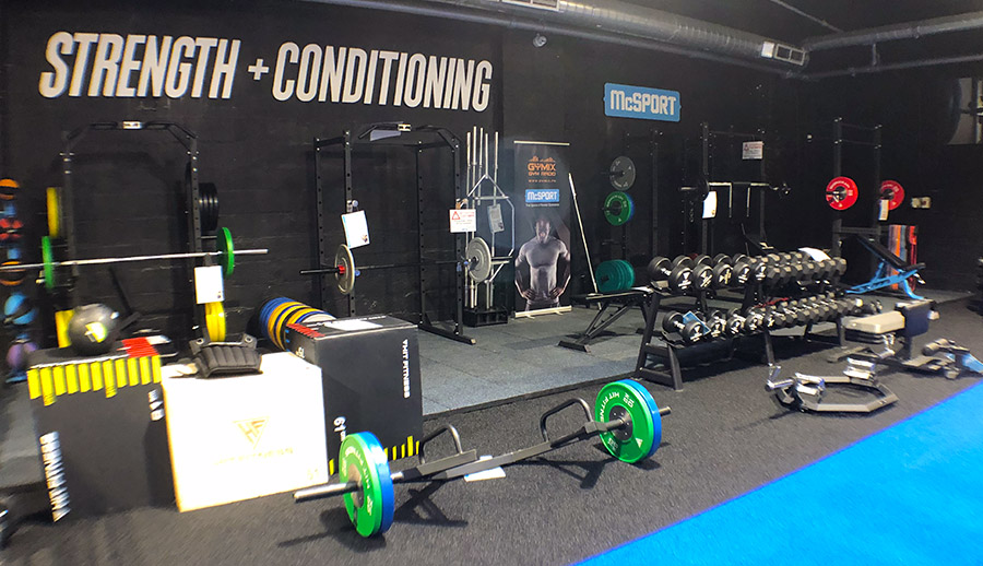 Strength Equipment Image