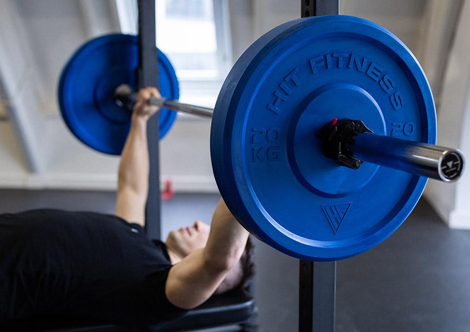 Strength Home Gym Image