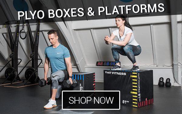 Plyometric Boxes & Platforms