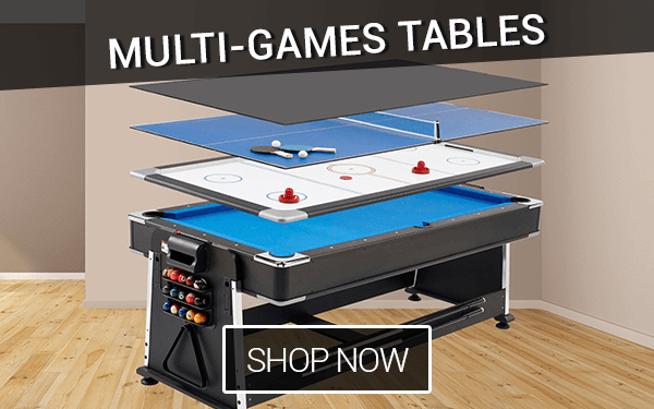 Multi-Games Tables