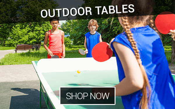 Outdoor Table Tennis Tables