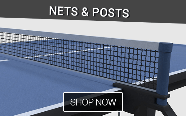 Table Tennis Nets & Posts