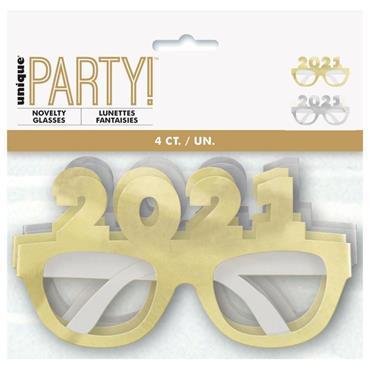 Happy New Year Glasses (4)
