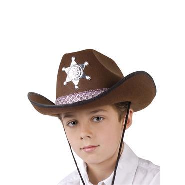 Sheriff Hat - Child