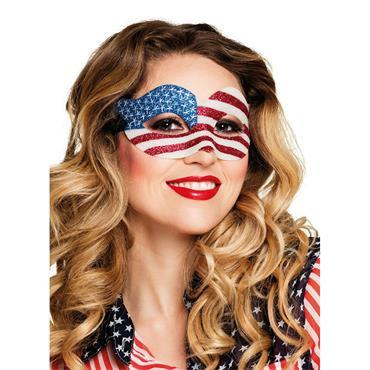 USA Eye Mask - 4th July