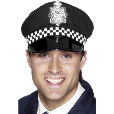 Police Panda Hat