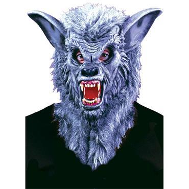 Werewolf Mask With Teeth