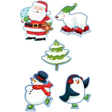 Value Pack Cutouts Christmas