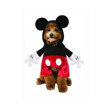 Micky Mouse Pet Costume