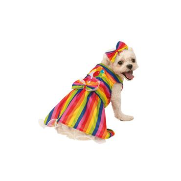 Rainbow Party Pet Costume